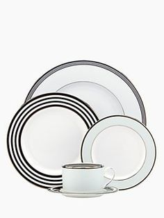 parker place five-piece place setting by kate spade new york