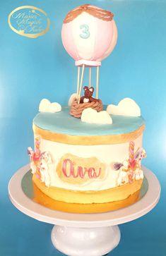 Kaker Birthday Cake, Desserts, Food, Birthday Cakes, Postres, Deserts, Hoods, Meals, Dessert