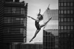 Stunning Urban Ballerina Photos by Dimitry Roulland