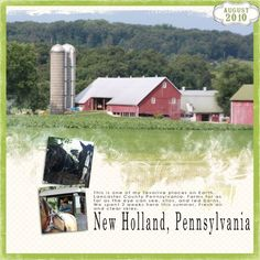 New Holland-Amish Country   Paper by Crystal Wilkerson (me and my brother #34 & 35)  Save the Date by Kari (wht curvy large, month, year)    Mask by Tiffany Tillman