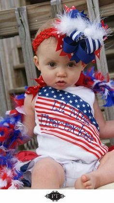 baby 4th of july outfits target