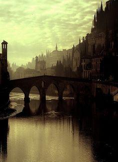 Eurphoria — forthestrangeandthebeautiful: Verona, Italy