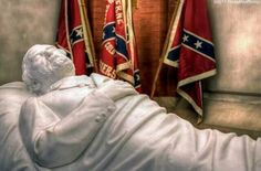 Robert E. Lee's burial place-Lee Chapel in Lexington, VA. His faithful horse…