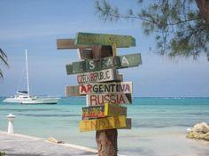 Rum Point, Grand Cayman Island