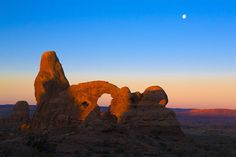 Turret Arch #photography