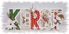 Cards by Astrid Christmas 2017, Christmas Cards, Xmas, Stencil Diy, Stencils, Yabba Dabba Doo, Marianne Design, Box, Advent Calendar