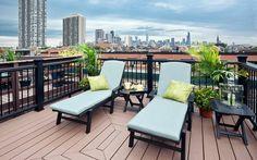 muebles diseños detalles estilos tumbonas faroles
