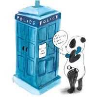 From: OFFICER PANDA: FINGERPRINT DETECTIVE by Ashley Crowley