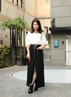 On The Street, Seoul… Jo Soo Min