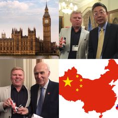 """Today I had the pleasure of attending the House of Commons for the """"China's Belt and Road Initiative: Opportunities for UK companies"""" I was also fortunate to speak with the former Secretary of State forBusiness Sir Vince Cable and Minister Ma Hui from the Chinese Embassy about Wake's entry into China and challenges and triumphs  we have experienced as British brand within in China. Jim James Catherine Raines PhD FRSA DUni Jas Hawker , Philomena Chen"""