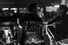 Berlin . Trash Cats . 2013 #Berlin #People #StreetPhotography #Rock #BW G|C Photographer: Foto