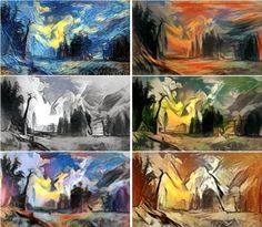 Watch Fear And Loathing In Las Vegas Through Google S Neural Network Miscellaneous Pinterest Artificial Neural Network