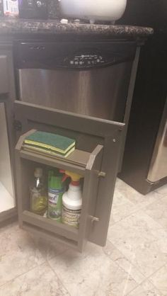Under the Sink Storage | Do It Yourself Home Projects from Ana White