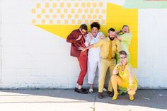 Meet the incredibly talented, unique, and lively Buntport Theater troupe! After going through a lot of amazing and absurd ideas, we settled on this one! Family Portraits, Photo Sessions, Denver, Engagement Photos, Photo Shoot, Theater, Color Schemes, Portrait Photography, Style Inspiration