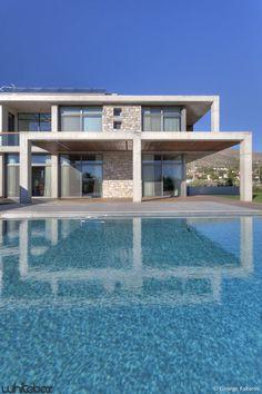 Stone House in Anavissos  Attica / Greece / 2013   ALIKI TRIANTAFILLIDOY  Architect