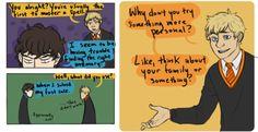 Sherlock - Harry Potter crossover