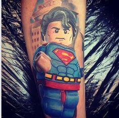 Lego Tattoos | Inked Magazine