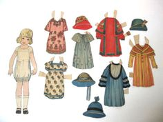 Vintage-1923-The-Angel-Family-Annabelle-Paper-Doll-Penny-Ross