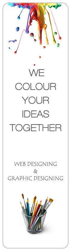 We Color Your Ideas