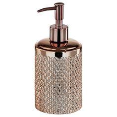 Bathroom Accessories Australia ceramic toilet brush holder - geometric pattern | kmart | inspire