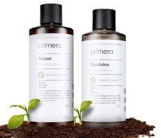 KOREAN COSMETICS AmorePacific_ Primera Organience 2piece set Organience WATER Skin180mlOrganience Emulsion 150ml removes skin waste moisture antioxidant moisturizing Relaxes skin001KR * AMAZON Great Sale