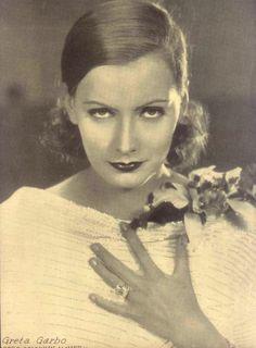 Greta Garbo by Ruth Harriet Louise