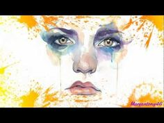 Marion Bolognesi (American watercolor painter) - YouTube