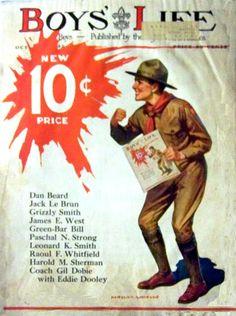 Boys' Life 1932-10