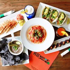 All the Best Places to Eat Healthy in Las Vegas