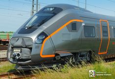 [NO] The future is here: the new Flytoget EMU arrives in Velim – Railcolor Airport Express, Electric Train, Speed Training, Can Run, Train Set, Emu, Future, Locs, Modern