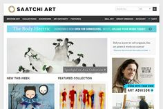 Great article about buying art online! First hand experience. Buying Prints From Saatchi Art #art @Saatchi Gallery