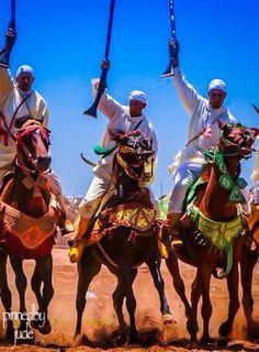 Moroccan Fantasia | Samir Bennani