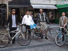 II Tweed Ride Rio - Centro Histórico do Rio de Janeiro 2013