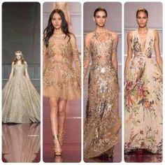 ROCHII DE MIREASA IN TENDINTE COUTURE TOAMNA IARNA 2016 2017 zuhair murad Zuhair Murad, Couture, Dresses, Fashion, Vestidos, Moda, Fashion Styles, Dress, Haute Couture