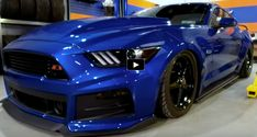 Awesome 650hp+ Lady Driven 2017 Mustang GT Custom