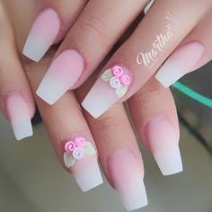 Here we have 37 Random Nails To Fall In Love With! All of these nails are guaranteed to satisfy your nail inspiration needs. These truly are a random assortment of nails and you will notice there is no correlation between any of the nails. Nails 2017, Aycrlic Nails, Matte Nails, Matte Gel, Acrylic Nail Art, Acrylic Nail Designs, 3d Nail Art, Autumn Nails, Spring Nails