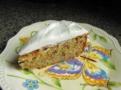 Gulerodskage Med Flødeost - Danish Carrot Cake With Cream Cheese Frosting
