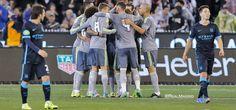 FT: Manchester City 1 - 4 Real Madrid (Yaya Touré 45+4 (P) / Benzema 21', Cristiano 25', Pepe 44', Cheryshev 73') #RMTour2015