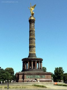 Berlin Victory Column ( 480x640 )  Germany