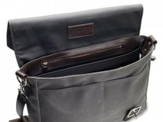 Crosby Charcoal Messenger