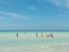 Über das Leben im Paradies (Isla Holbox, Mexiko)