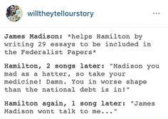 Protect James Madison