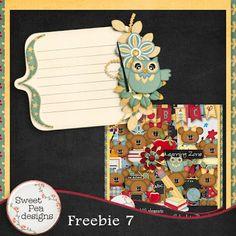 Scrapbooking TammyTags -- TT - Designer - Sweet Pea Designs,  TT - Item - Journal Space, TT - Style - Cluster