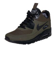 Nike Air Max 90 Bruin Leer