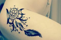 Bewitching Wiccan Tattoos for the Occult Lover | Guff