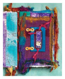 Art Journaling Tips for Adding Texture - Cloth Paper Scissors Today - Blogs - Cloth Paper Scissors