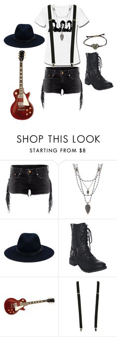 """""""Playing on stage with Palaye Royale"""" by musicloveraly ❤ liked on Polyvore featuring Lucky Brand, rag & bone, Wet Seal and palayeroyale"""