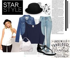 """Semi-Casual"" by marshanadhira on Polyvore"
