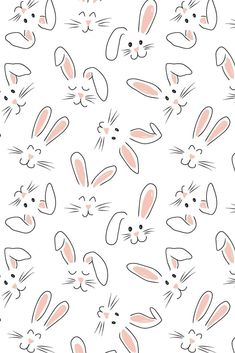 [cute little bunnys] shared by cozyseason on We Heart It Wallpapers WALLPAPERS | IN.PINTEREST.COM BLOG EDUCRATSWEB