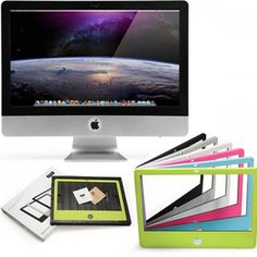 Zorro - Turn your iMac into a touchscreen $199